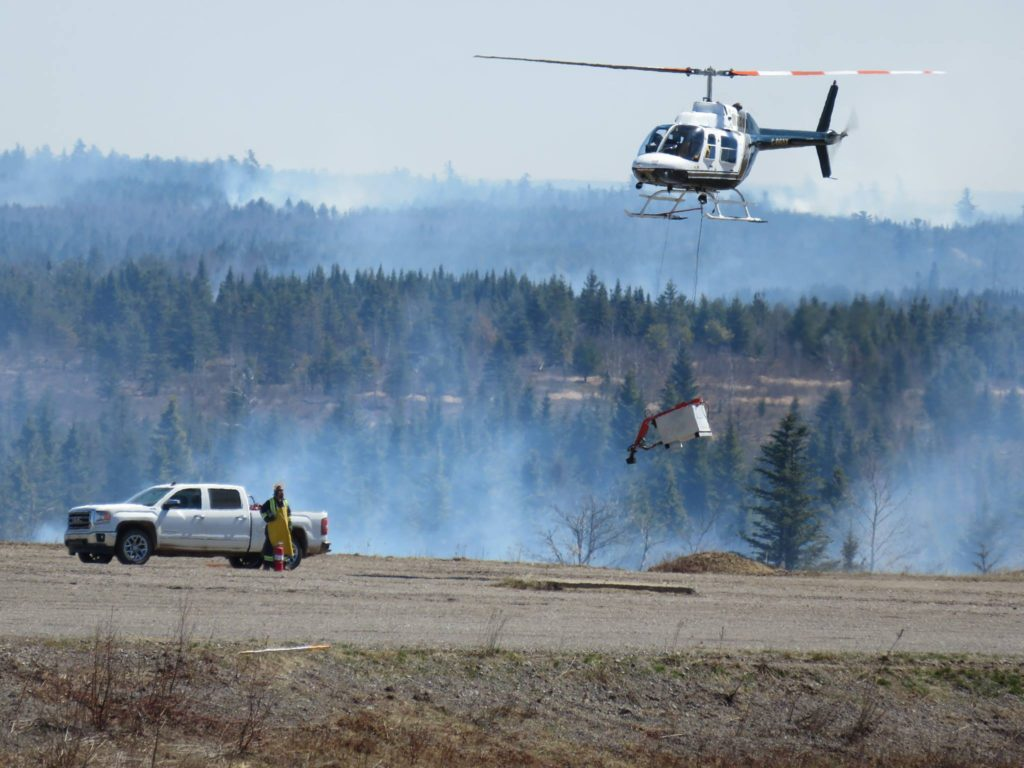 Vision Air Services Inc. - Forestry & Wildfire